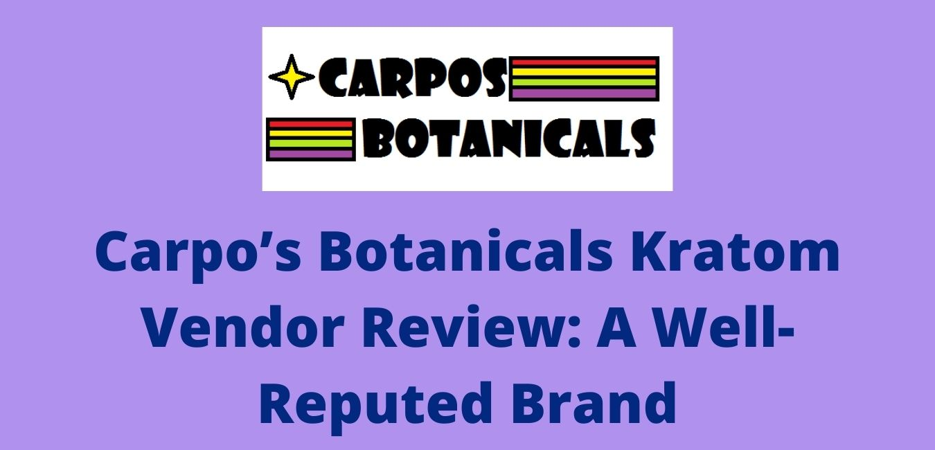 Carpo's Botanicals