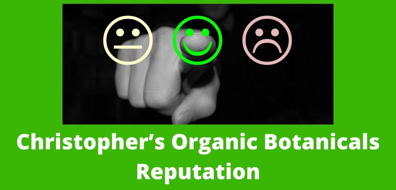 Christopher's Organic Botanicals