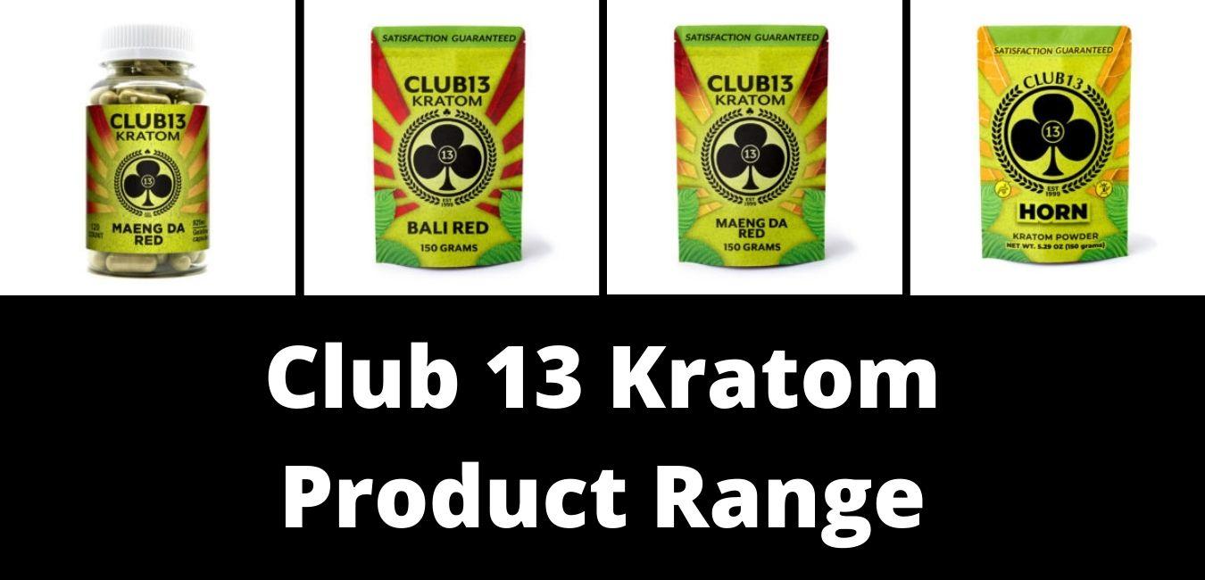 Club 13 Kratom