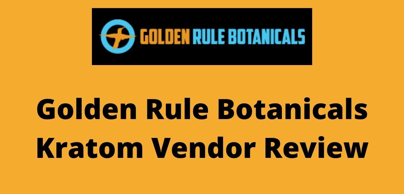 Golden Rule Botanicals