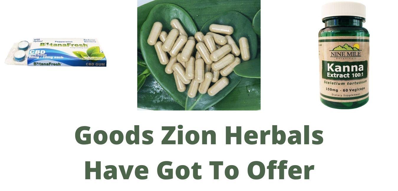 Goods Zion Herbals