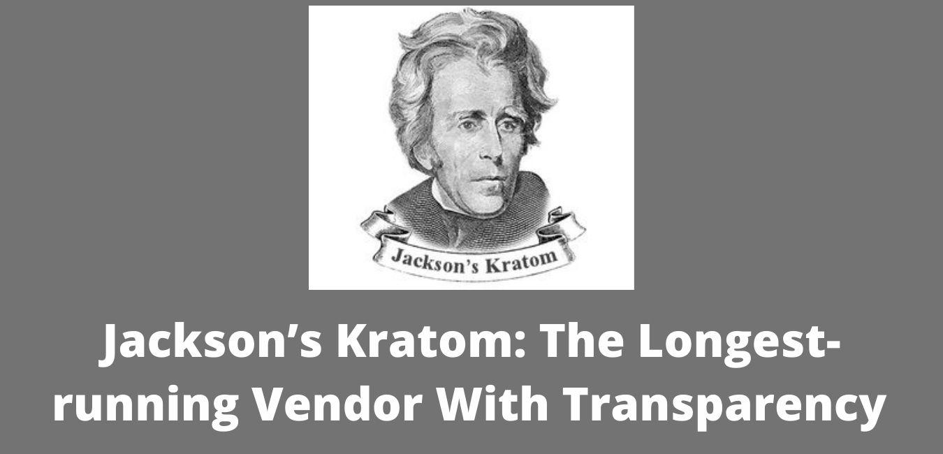 Jackson's Kratom