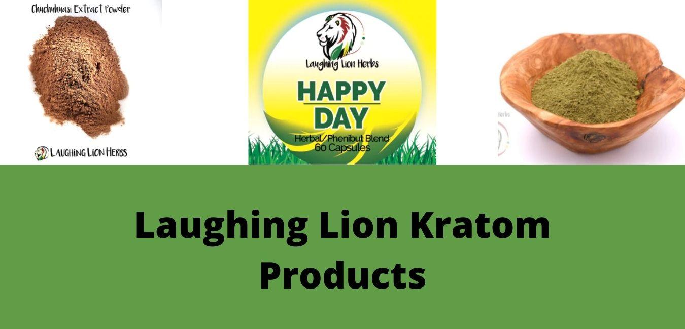 Laughing Lion Kratom