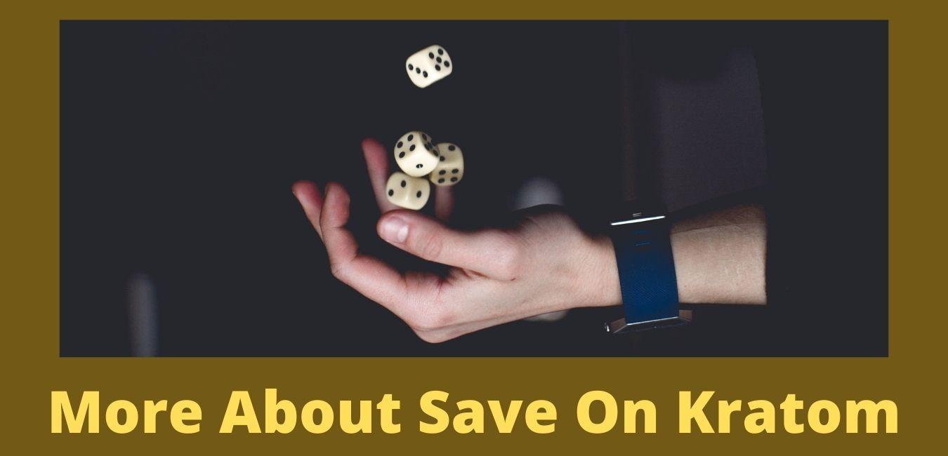 Save On Kratom
