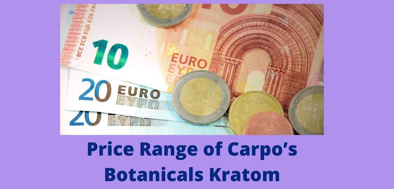 Carpo's Botanicals