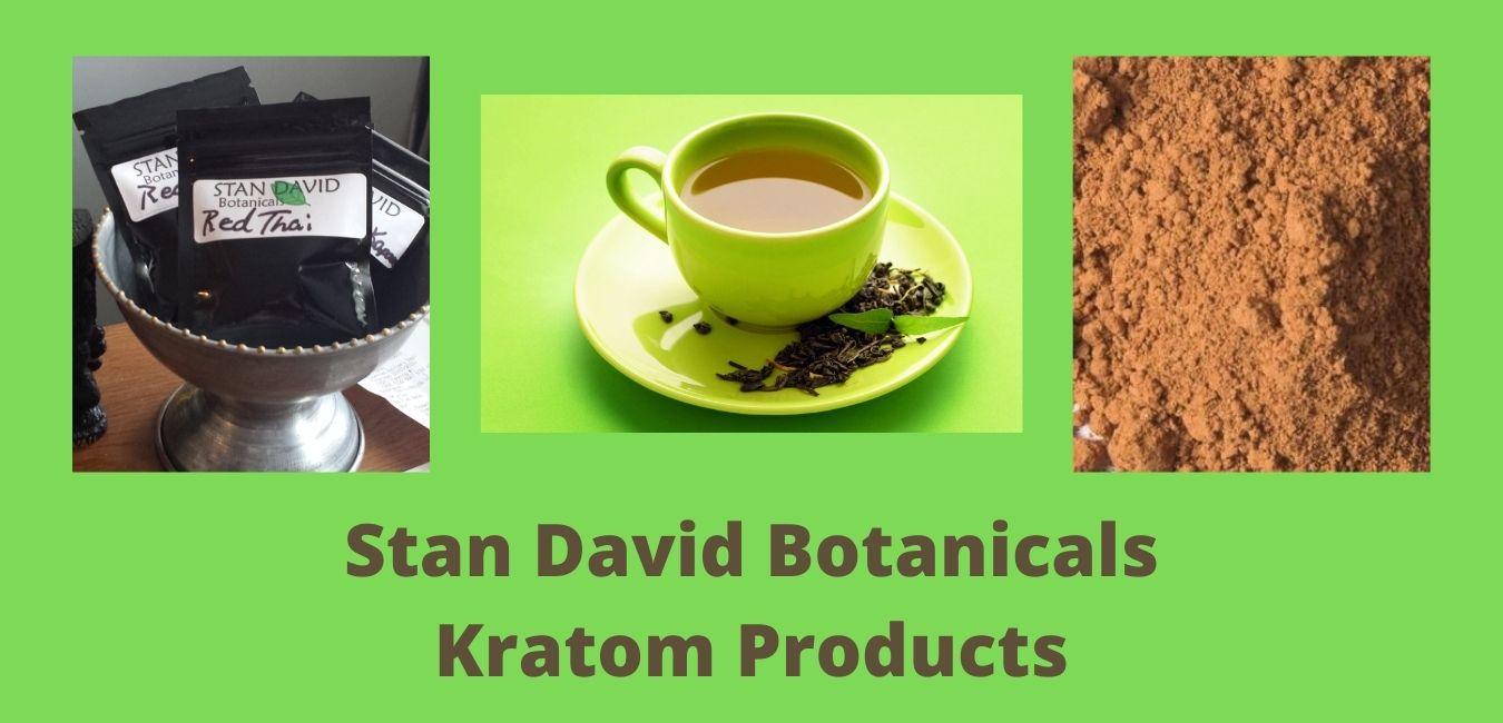 Stan David Botanicals