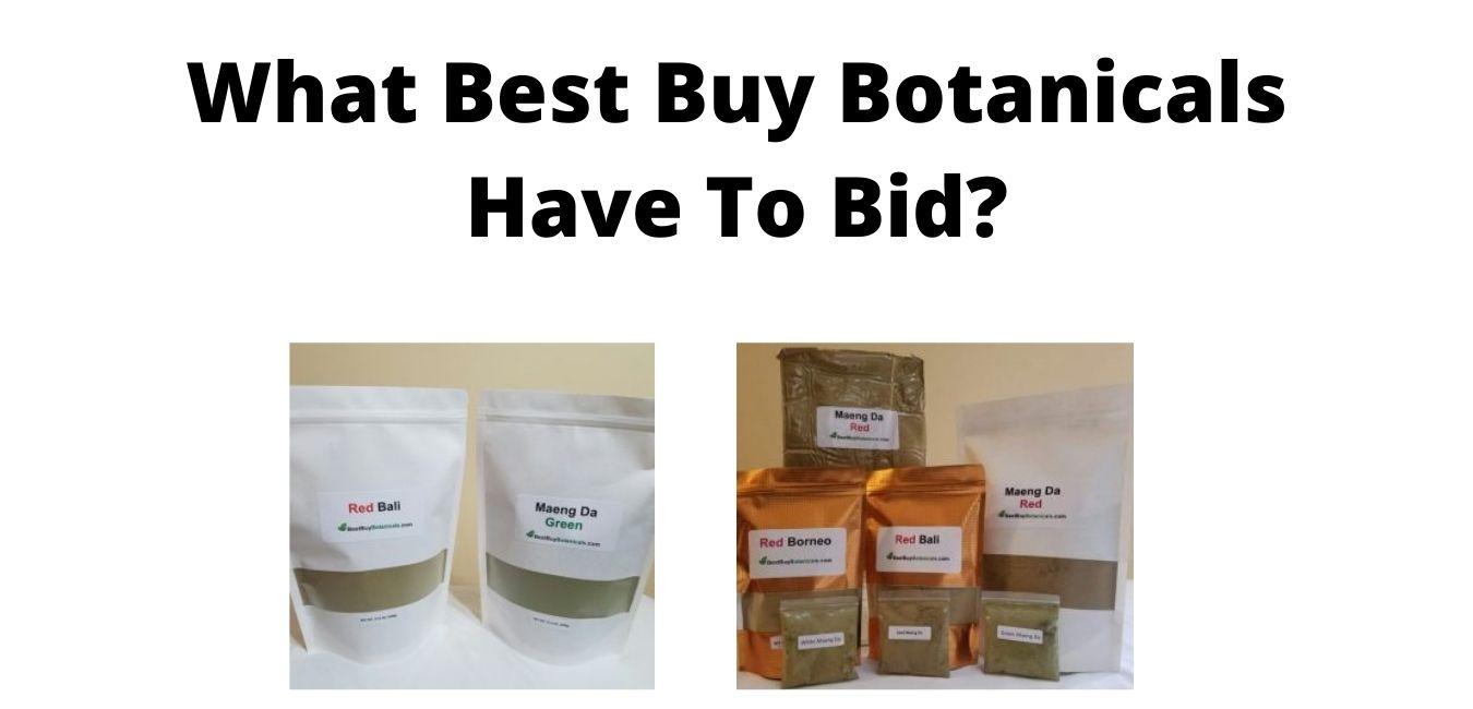 Best Buy Botanicals