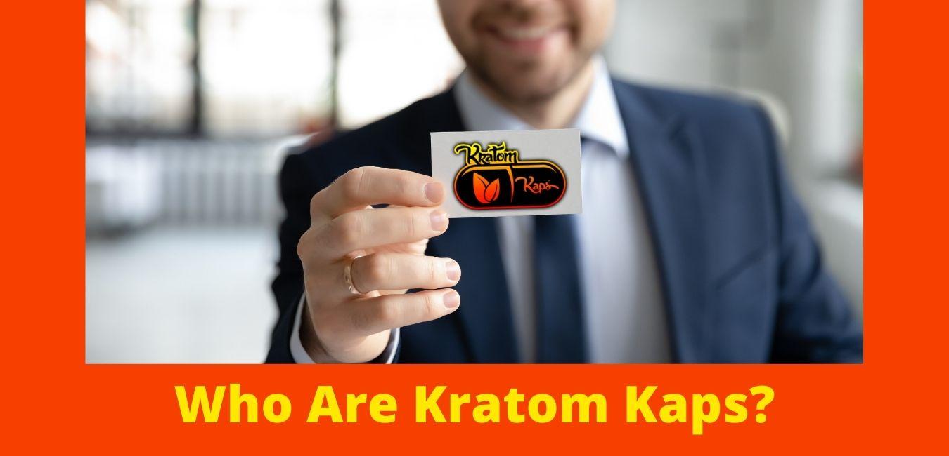 Kratom Kaps