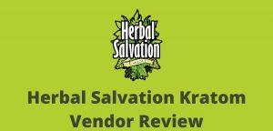 Herbal Salvation Kratom