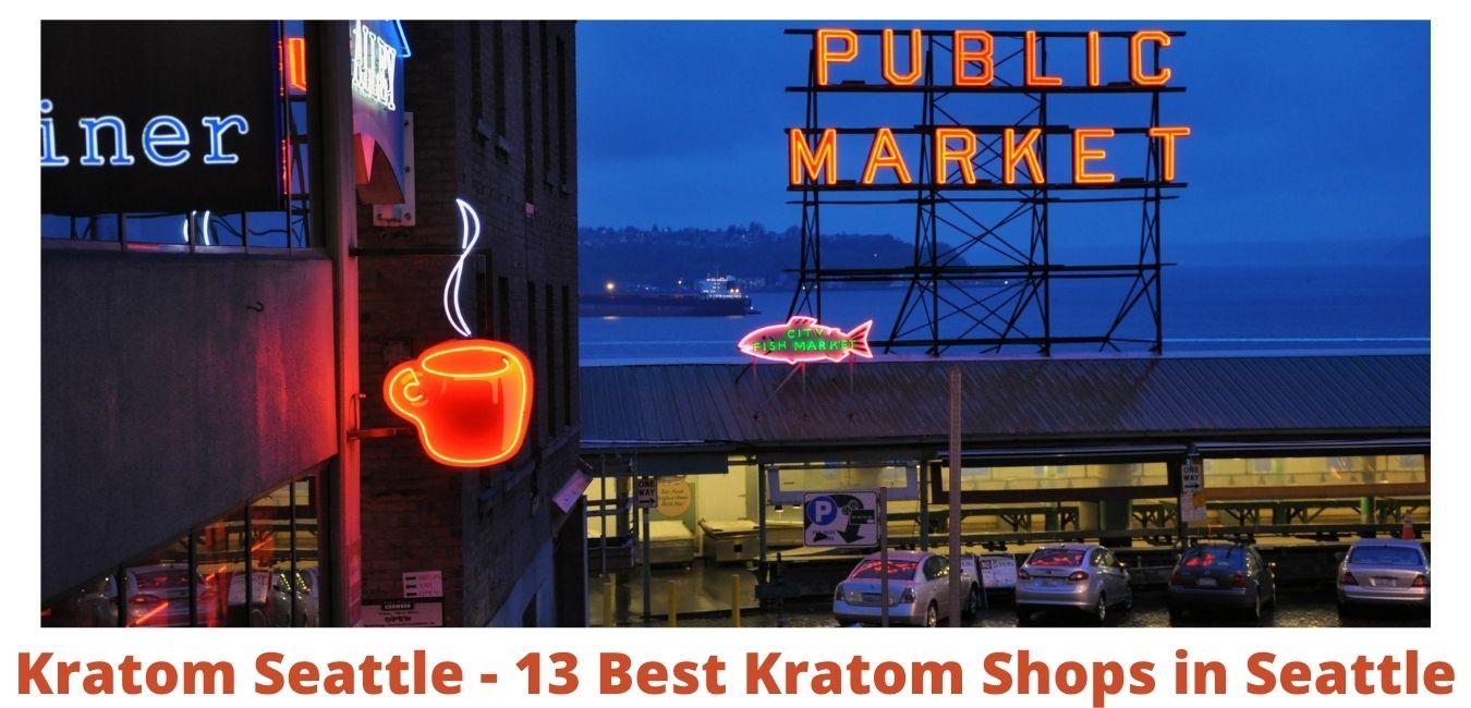Kratom Seattle