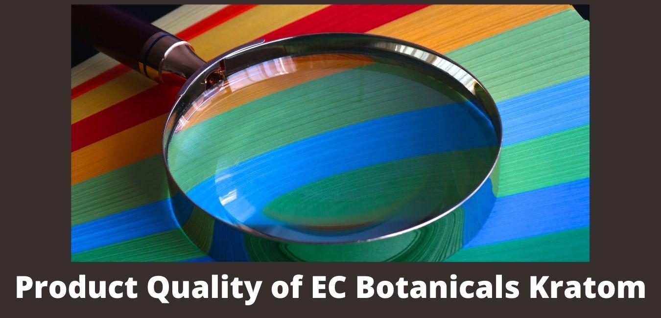 EC Botanicals Kratom