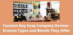 Taunton Bay Soap Company